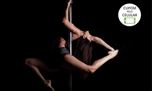Pole Dance Training: Pole Dance Training - Jardim Camburi: 1, 3 ou 6 meses de aula + matrícula  (1 hora por semana)