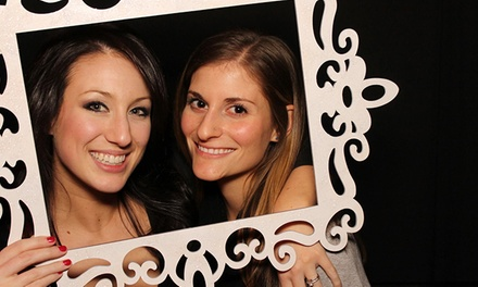 Three- or Four-Hour Photo-Booth Rental from Picture This Photo Booth (Up to 53% Off)