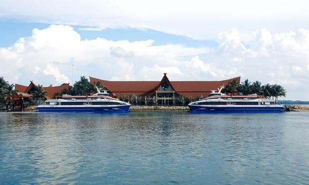 Bintan: Return Ferry Tickets 1