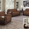 Quick Fit Waterproof Reversible Furniture Slipcovers
