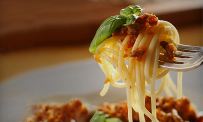 Cafe Mangia - Colchester: $12 for $25 Worth of Italian Fare at Cafe Mangia in Colchester