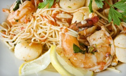 $20 Groupon for Lunch - Mamma Lucia Restaurant in Rockville
