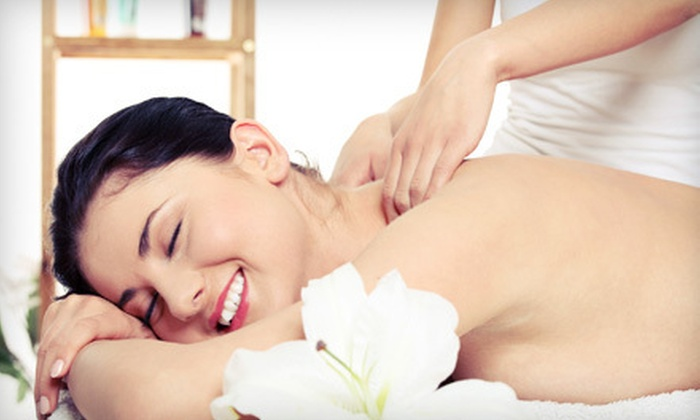 Pax Massage - Ipswich: One-Hour Massage with Optional Deep Pore Facial at Pax Massage in Ipswich (Up to 53% Off)
