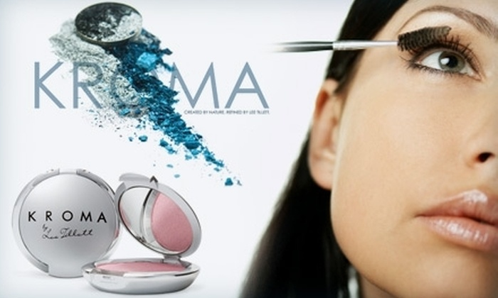 KROMA Makeup - Maitland Exchange Condominiums: $35 for Brow Shaping or Makeup Application at KROMA Makeup (Up to $85 Value)