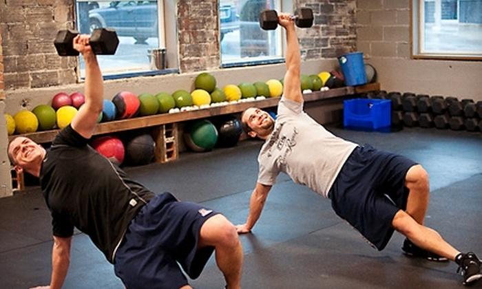 CrossFit Coeur d'Alene - Coeur d'Alene: $30 for Five Small-Group Fitness Classes at CrossFit Coeur d'Alene ($75 Value)