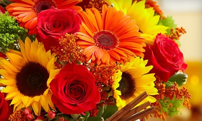 1-800-FLOWERS.com: $15 for $30 Toward Flowers, Bouquets, and Gift Baskets from 1-800-FLOWERS.com