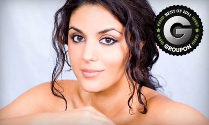 Avid MediSpa - London: Three or Six IPL Skin-Rejuvenation Packages with Hydrating Facials at Avid MediSpa (Up to 86% Off)