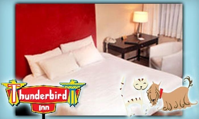 Thunderbird Inn - Atlanta: $45 for a One-Night Stay at the Thunderbird Inn in Savannah