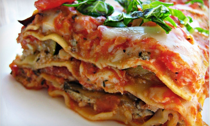 Zolas Restaurant - Bells Corners West: Fresh Bake-at-Home Pasta or Catered Italian Fare from Zolas Restaurant