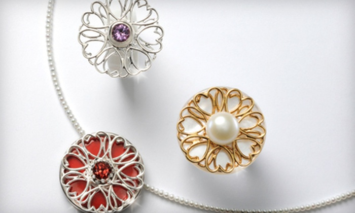 Charlotte Ehinger-Schwarz - South Main Historic District: $49 for $100 Worth of Interchangeable Fine Jewelry at Charlotte Ehinger-Schwarz