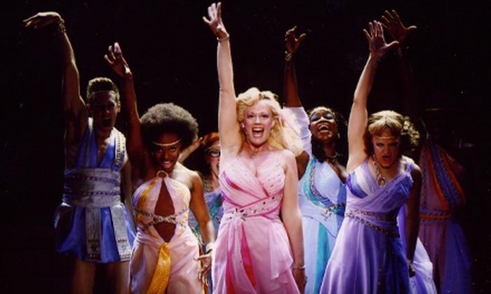 """Xanadu"" - Kansas City: One Ticket to See ""Xanadu"" at Starlight Theatre. 20 Options Available."