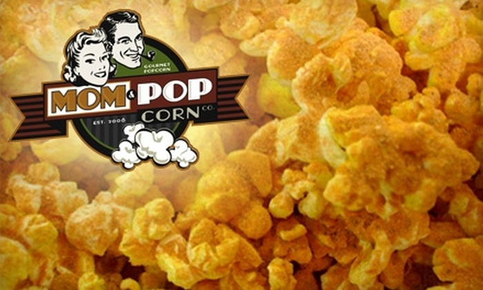 Mom & Popcorn - Downtown Mckinney: $10 for $20 Worth of Popcorn at Mom & Popcorn