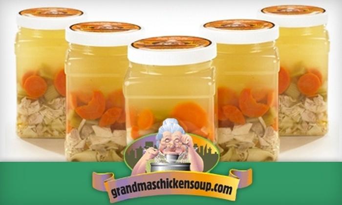 Grandmas Chicken Soup In Boston Groupon