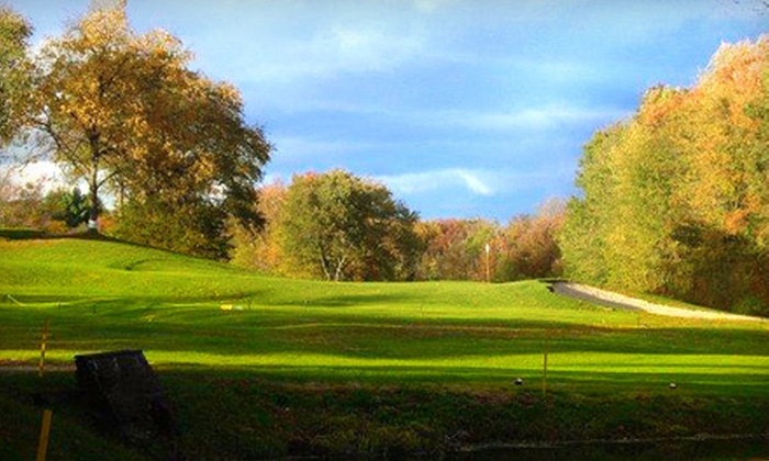 Copper Hill Golf Club - East Granby: $17 for an 18-Hole Golf Outing with Cart Rental at Copper Hill Golf Club in East Granby (Up to $35 Value)