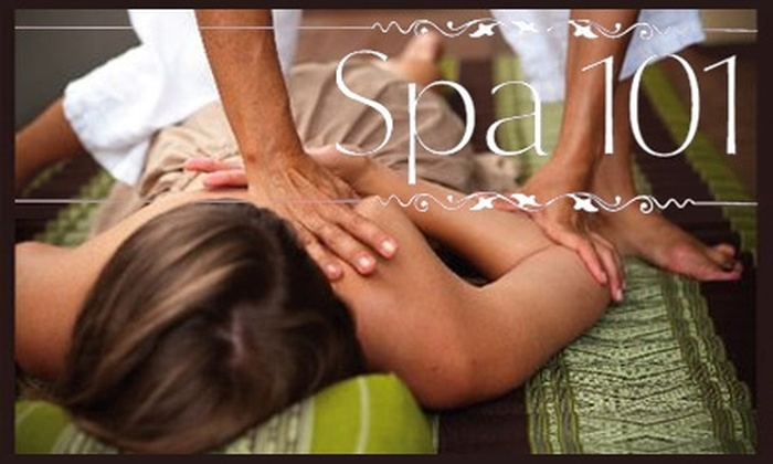 Spa 101 - South Pointe: $59 for $125 Worth of Spa Services at Spa 101