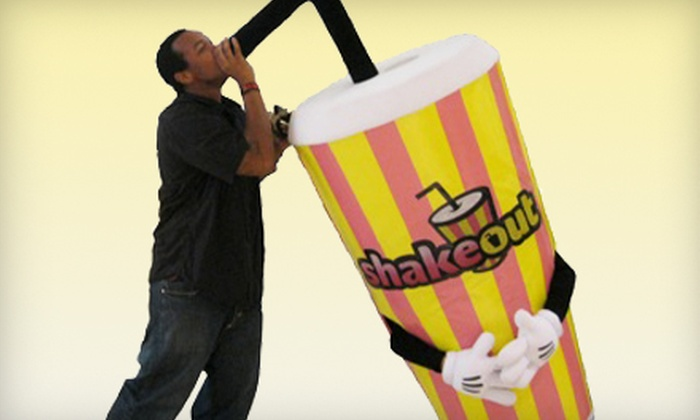 ShakeOut - Colonial Town Center: $6 for $12 Worth of Milkshakes at ShakeOut