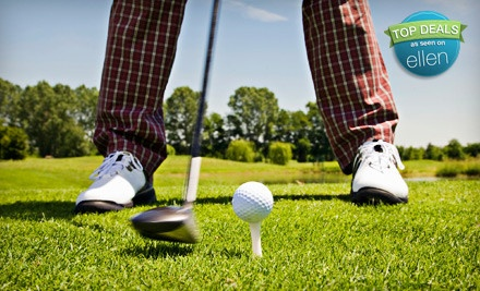 Golf Outing for 2, Valid MondayFriday (a $60 value) - Audubon Park Golf Course in New Orleans
