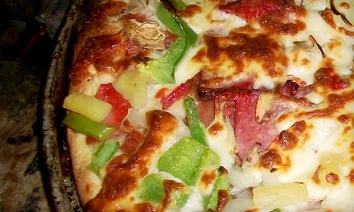 Mr Sicily Pizza - North Industrial: $7 for $15 Worth of Italian Fare at Mr Sicily Pizza