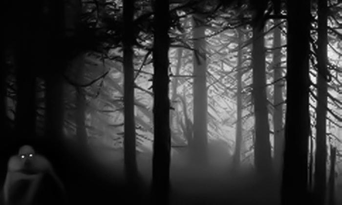 Camp Dakota - Scotts Mills: VIP Pass to Haunted Forest, Zombie Battle, and Nighttime Zipline Event at Camp Dakota in Scotts Mills. Three Dates Available.