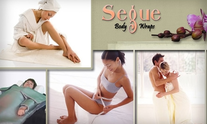 Segue Body Wraps - Sorrento Valley: $69 for Two Sudatonic Wraps or One Mineral Wrap at Segue Body Wraps (Up to $155 Value)