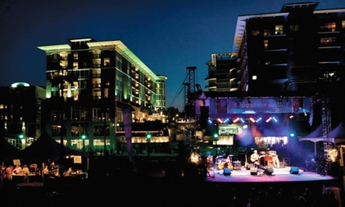 euphoria - Downtown: $60 for a Tasting Showcase and Jazz Brunch at euphoria in Greenville, SC ($120 Value)