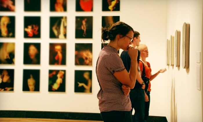 Harn Museum of Art - Gainesville: Annual Membership to Harn Museum of Art. Three Options Available.