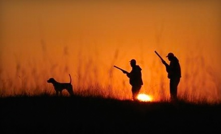 Rough Creek Lodge and Resort: One Round of Sporting Clays - Rough Creek Lodge and Resort in Glen Rose
