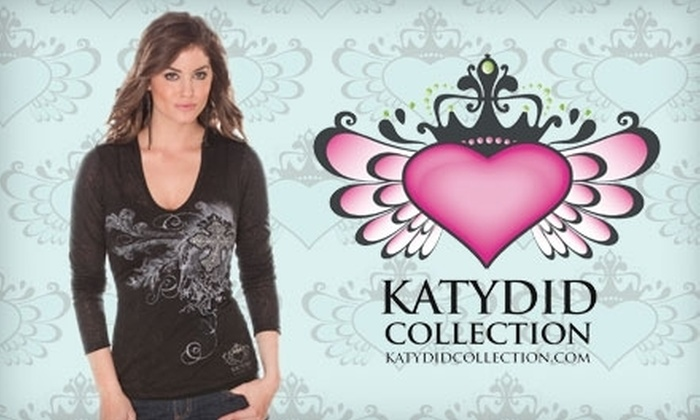 KatydidCollection.com: $25 for $50 Worth of Clothing and Accessories from KatydidCollection.com