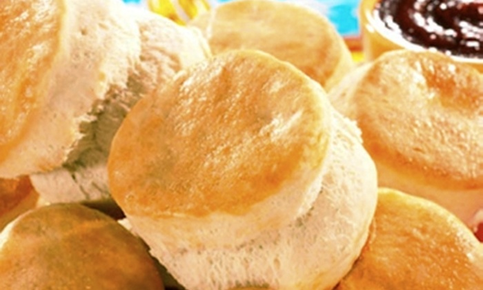 The Flying Biscuit Cafe - University: $10 for $20 Worth of Comfort Fare at The Flying Biscuit Cafe