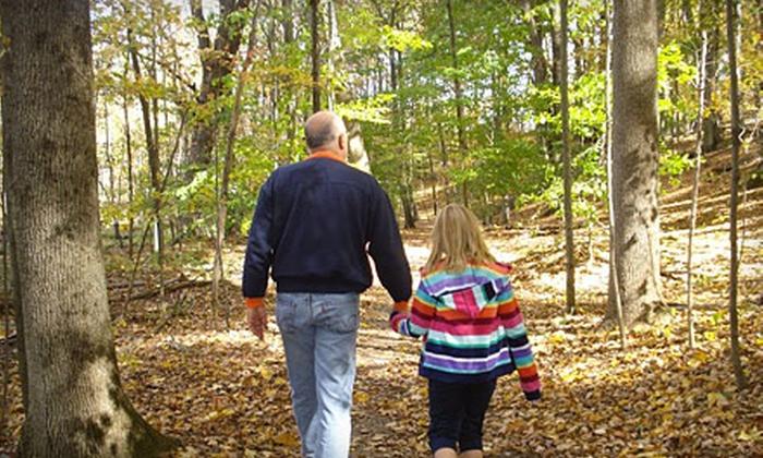 Kalamazoo Nature Center - Kalamazoo: $25 for a One-Year Family Membership Package to Kalamazoo Nature Center ($50 Value)