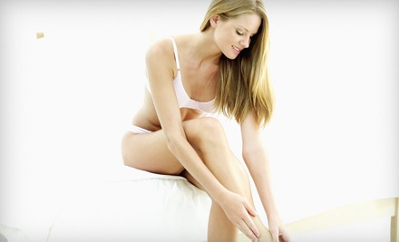 Three Laser Hair-Removal Treatments on a Small Area  - La Vie MD in Mountain Brook
