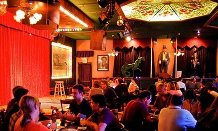 Rooster T. Feathers Comedy Club - Heritage District: $10 for Two General-Admission Tickets to a Show at Rooster T. Feathers Comedy Club