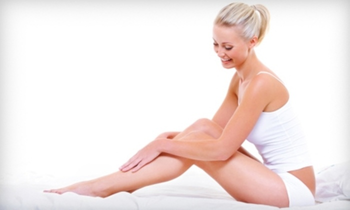 AHN Skin & Beauty - Mission Valley East: $25 for $50 Worth of Waxing Services at AHN Skin & Beauty