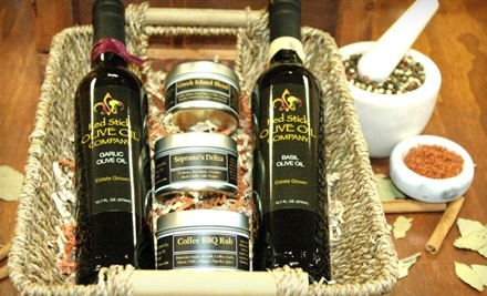 $15 Groupon to Red Stick Spice Company - Red Stick Spice Company in Baton Rouge