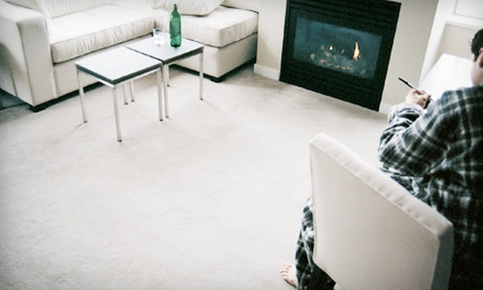 Rainbow International of Macomb - Macomb: $59 for Three Rooms of Steam Carpet Cleaning from Rainbow International of Macomb (Up to $246 Value)