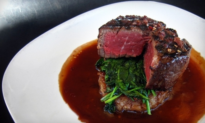 Coral Room - Denver: $15 for $30 Worth of Bistro Dinner Fare and Drinks at the Coral Room