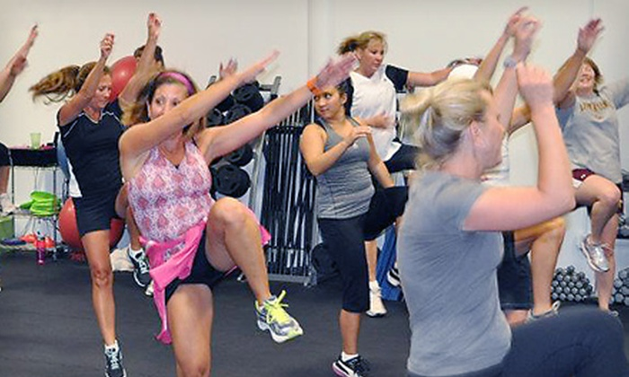 Rock Hard Fitness - Ralston Valley: One Month or 10-Pack of Yoga and Zumba Classes at Rock Hard Fitness in Arvada