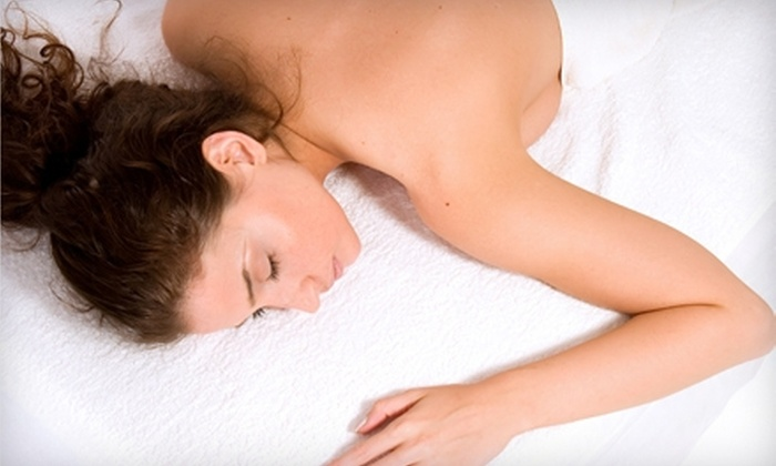 Helle - Seattle: $60 for Dead Sea–Salt Body Scrub and Spotless Pore-Purification Back Treatment at Helle ($125 Value)