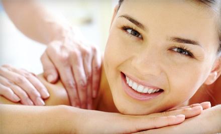 One 60-Minute Swedish or Deep-Tissue Massage - Anuschka Jivan Wellness in Alpharetta