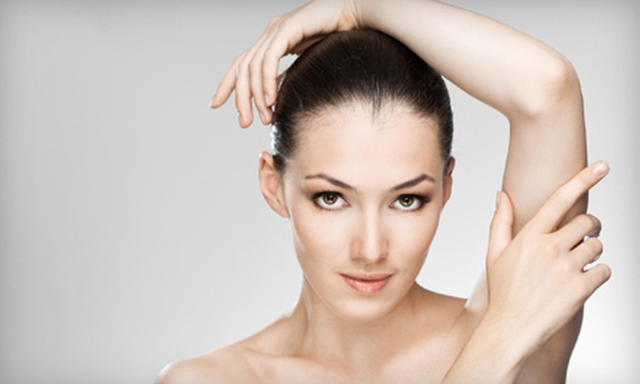 Renuance Cosmetic Surgery Center - Murrieta: $125 for Three Laser Hair-Removal Treatments at Renuance Cosmetic Surgery Center in Murrieta (Up to $447 Value)
