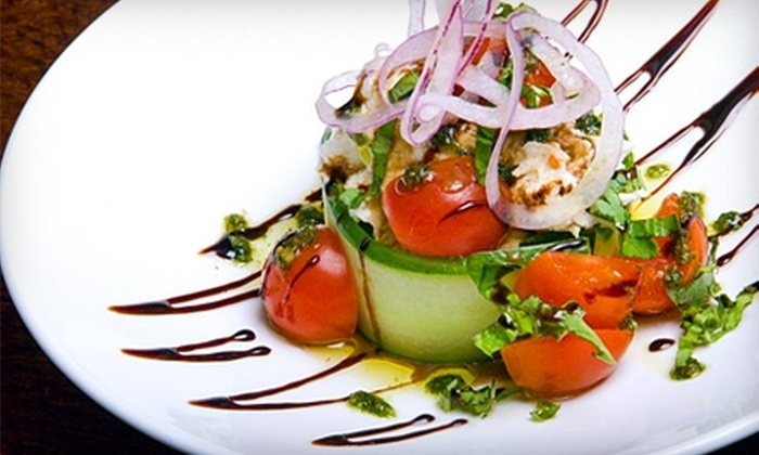 Via Restaurant - Buckhead Village: $10 for $25 Worth of Modern Italian Fare and Drinks at Via in Buckhead