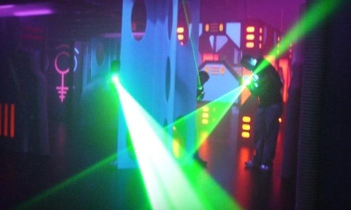 Lazer Kraze - Deerfield: $8 for Two Admissions for Laser Tag at Lazer Kraze in Maineville ($16 Value)