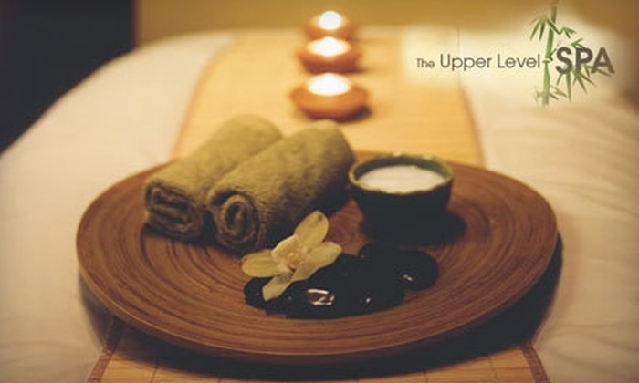 The Upper Level Spa - Bay Park: $39 for Any Facial or Massage Service at The Upper Level Spa (Up to $115 Value)