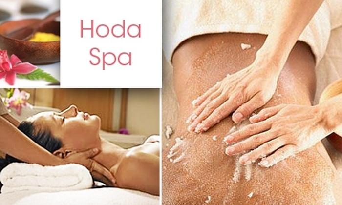 Hoda Spa - Kearny Mesa: $35 for Back or European Facial at Hoda Spa ($85 Value)
