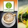 52% Off Organic Fare at Café Green