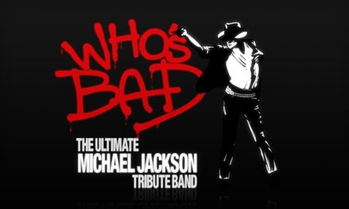 Who's Bad—The Ultimate Michael Jackson Tribute Band - Winston-Salem: $8 for One Ticket to Who's Bad—The Ultimate Michael Jackson Tribute Band on Sept. 10 at the Winston-Salem Entertainment-Sports Complex's Coliseum Annex ($17.50 Value)