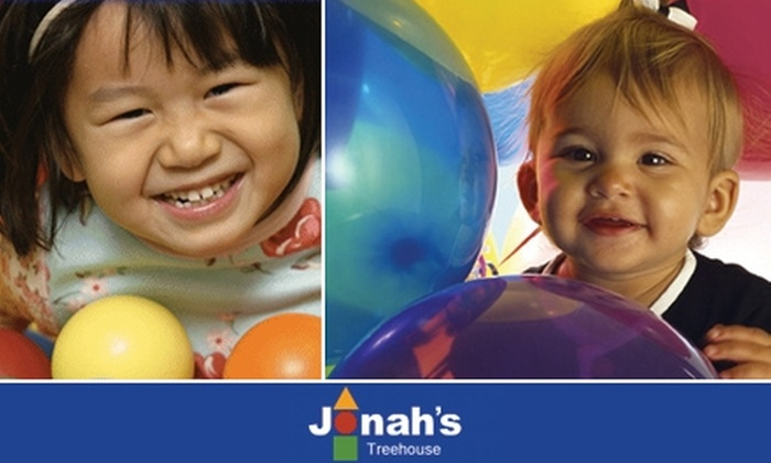 Jonah's Treehouse - Georgetown: $45 for Four Anytime Summer-Session Classes at Jonah's Treehouse ($100 Value)