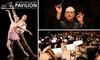 The Cynthia Woods Mitchell Pavilion 3 - Town Center: $7 Tickets to the Houston Symphony or Houston Ballet at The Cynthia Woods Mitchell Pavilion ($15 Value). Choose from Three Performances.