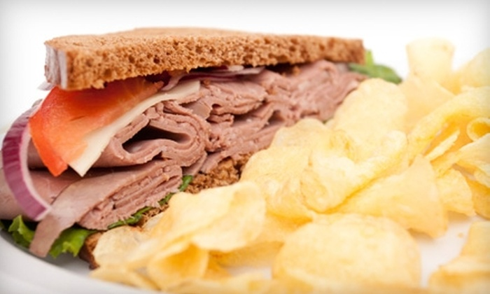 Lenny's Deli at the Palisades - Los Angeles: $15 for $35 Worth of Deli Fare and Drinks at Lenny's Deli of the Palisades