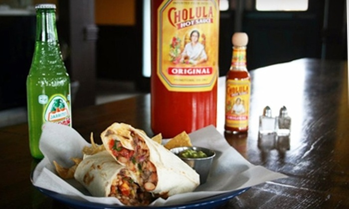 Perla Taqueria - Piedmont Heights: $7 for $15 Worth of Mexican Fare and Drinks at Perla Taqueria